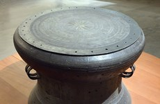 Dong Son bronze drums found in Malaysia date back 2000 years