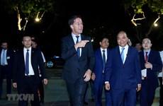 Dutch PM: Vietnam has a friend in Europe