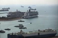 Singapore tops list of maritime capitals