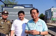 Thailand to open Aranyaprathet-Poi Pet rail line after 54 years