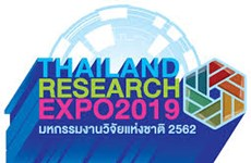 Thailand Research Expo 2019 held in Bangkok