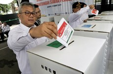 Many Indonesia's Central Java regencies not fully prepared for election