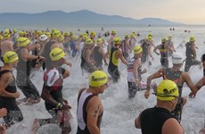 Top Ironman triathletes to race in Da Nang in May