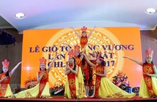 Vietnam Ancestral Global Day to be celebrated in three continents