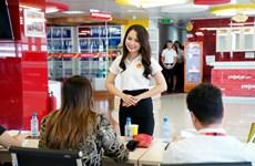 Vietjet recruits cabin crews to serve network development strategy