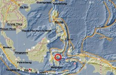 Indonesia: Strong quake-caused tsunami warning removed