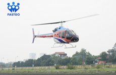 Vietnam to have first helicopter ride-hailing service
