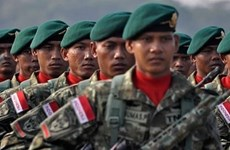 Indonesian Defence Ministry signs 22 weapon procurement contracts
