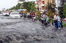 Infrastructure overloaded in new residential areas