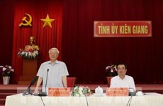 Kien Giang urged to fully tap potential for stronger development