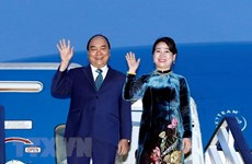 PM Nguyen Xuan Phuc begins official visit to Romania