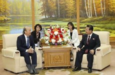 Vietnam, DPRK strengthen traditional friendship relations