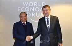 Czech media highlights significance of boosting economic ties with Vietnam
