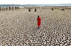 Thailand warns of serious drought