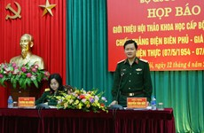 Symposium on Dien Bien Phu victory to focus on historical, realistic values