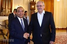 PM meets head of Romania's Chamber of Deputies