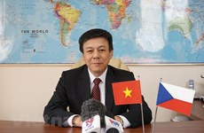 PM's Czech visit to lift bilateral economic cooperation: Ambassador