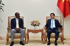 Vietnam values ties with Seychelles: official