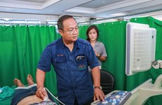 Thailand helps Laos in healthcare for people