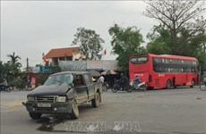 Traffic accidents claim 66 lives during three-day holiday