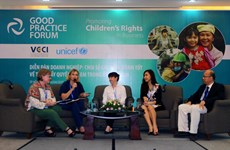 Forum looks to promote children's rights in business