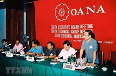 VNA making active contributions to OANA goal realisation