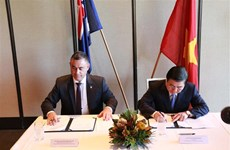HCM City sets up partnership with Australia's New South Wales