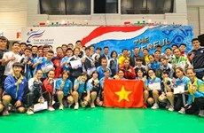 Vietnam dominates Southeast Asian karate champs