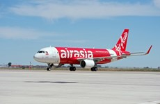 AirAsia cancels plan to enter Vietnam aviation market