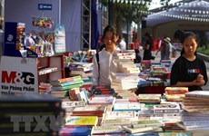 Festival launched to celebrate Vietnam Book Day