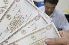 State Treasury raises more than 90 million USD via G-bonds