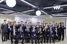 Yonhap inaugurates Southeast Asian office in Hanoi