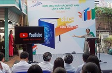 Reading week launched in HCM City