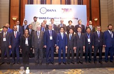 OANA Executive Board convenes 44th meeting in Hanoi