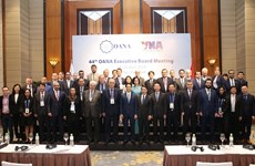 44th OANA Executive Board Meeting – a success