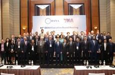 44th OANA Executive Board Meeting – a success