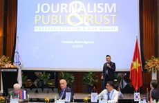 News agencies highlight 44th OANA Executive Board Meeting