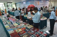 Book exhibition marks 50 years of President Ho Chi Minh's testament