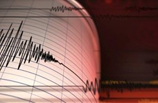 Another strong quake strikes Philippines