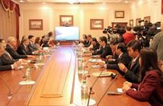 Binh Thuan, Russia's Kaluga province boost ties