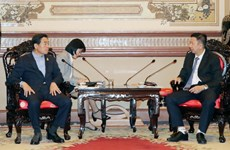 HCM City, RoK's Ansan city promote cooperation