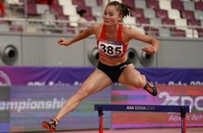Runner secures gold medal in Asian athletics championships