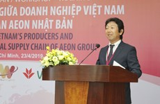 Workshop seeks to connect Vietnamese firms to AEON supply chain