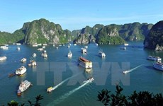 Ha Long Bay listed among 25 most beautiful places worldwide