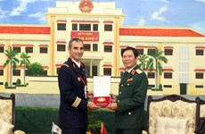 Army official: Vietnam values ties with int'l military sports council
