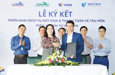 VNR launches online payment service through VIMO e-wallet