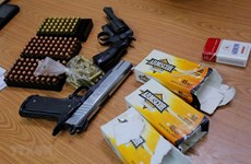 Arms trafficker detained in HCM City