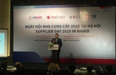 Supplier Day in Hanoi connects local exporters with US partners