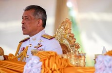 Thailand gears up for coronation of King Rama X