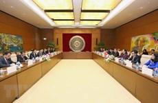 Vietnam-Laos legislative ties grow fruitfully: NA leader